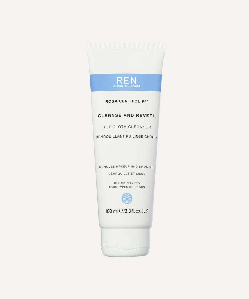 Rosa Centifolia Cleanse and Reveal Hot Cloth Cleanser 100ml