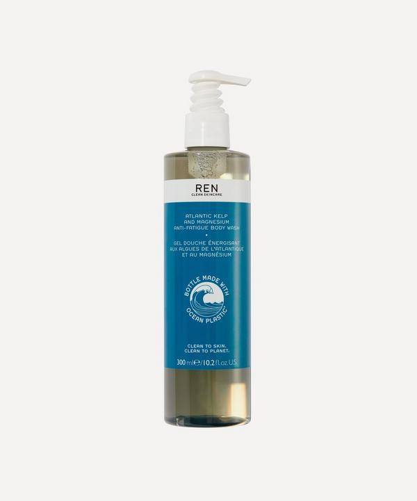 REN Clean Skincare - Atlantic Kelp and Magnesium Body Wash 300ml