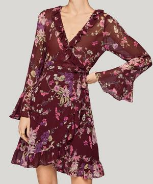 Semi Couture Wrap Dress