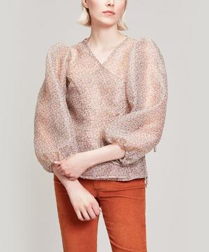 Cordelia Puff Sleeve Top