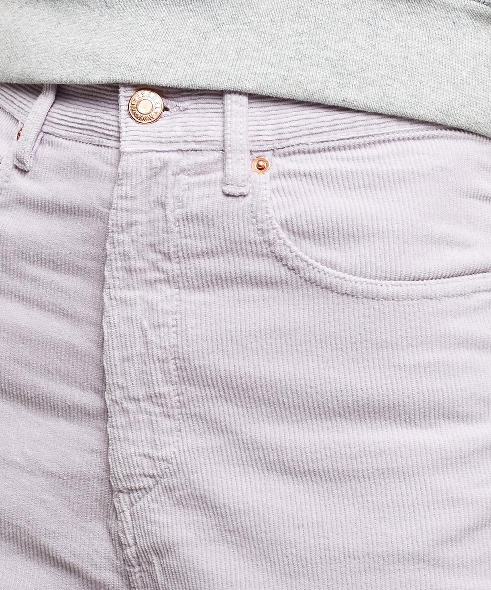 Corsey Boyfriend Corduroy Trousers