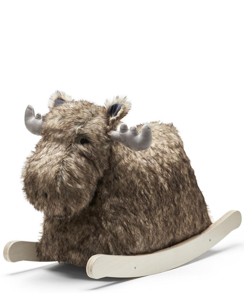 Rocking Moose