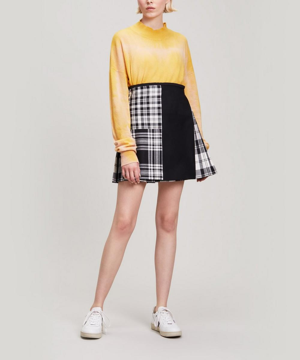 Menzies Mix and Match Wool 18 Inch Kilt