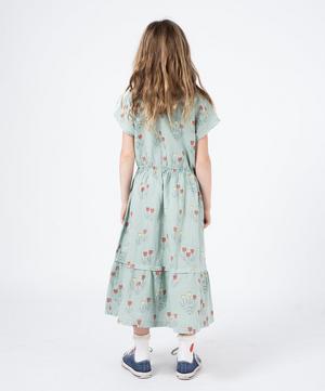 Poppy Prairie Princess Dress 2-8 Years