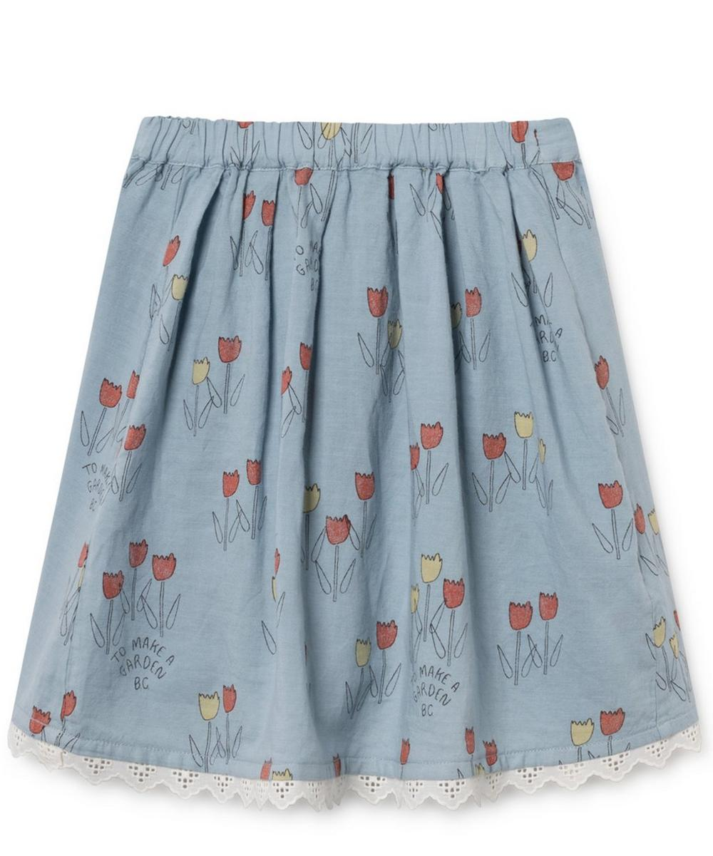 Poppy Prairie Flared Skirt 2-8 Years