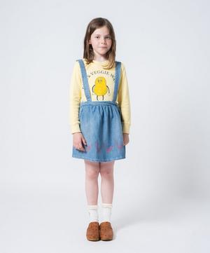Geese Braces Skirt 2-8 Years