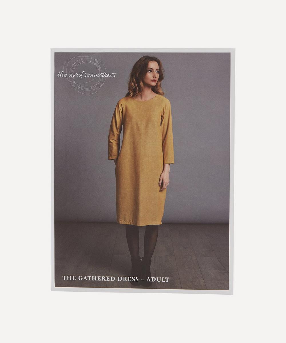 The Gathered Dress Sewing Pattern