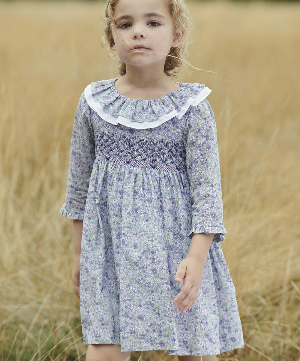 Lila Girls Dress 2-8 Years