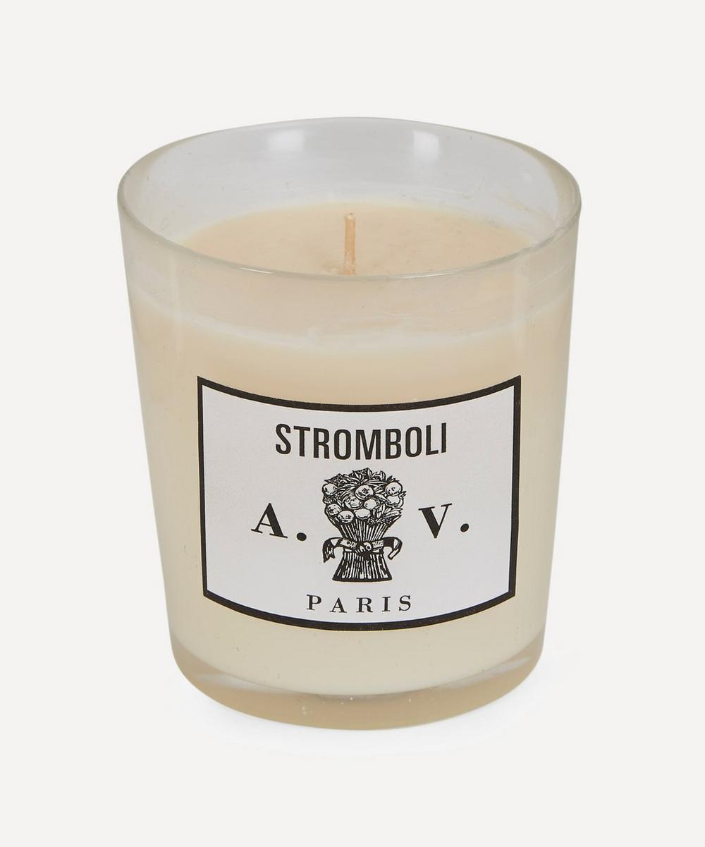 Stromboli Glass Scented Candle 260g