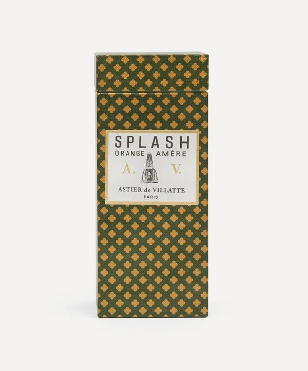 Astier de Villatte - Splash Orange Amère Eau de Cologne 150ml