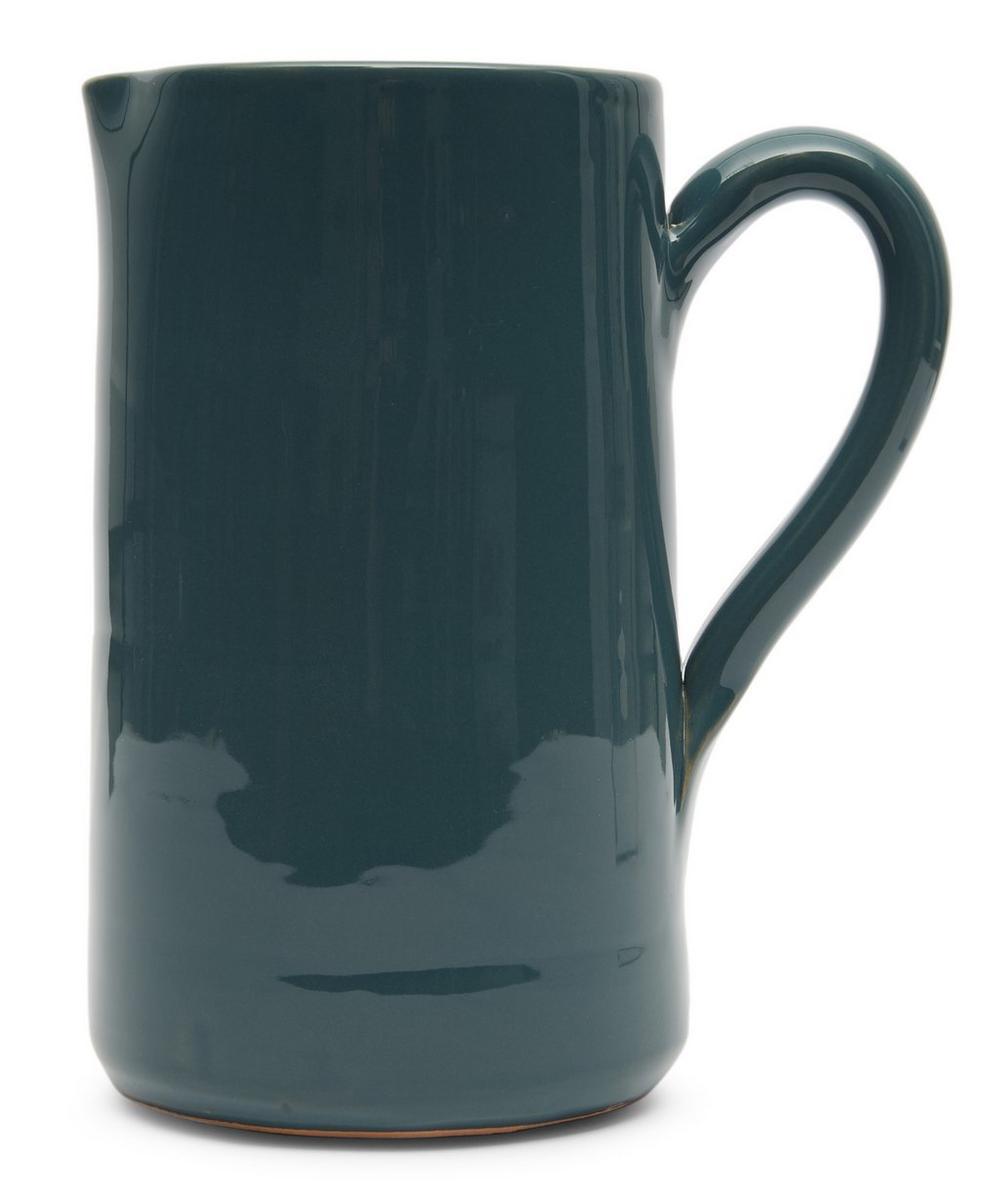 Glazed Ceramic Jug
