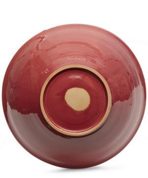 Extra Large Glazed Ceramic Bowl