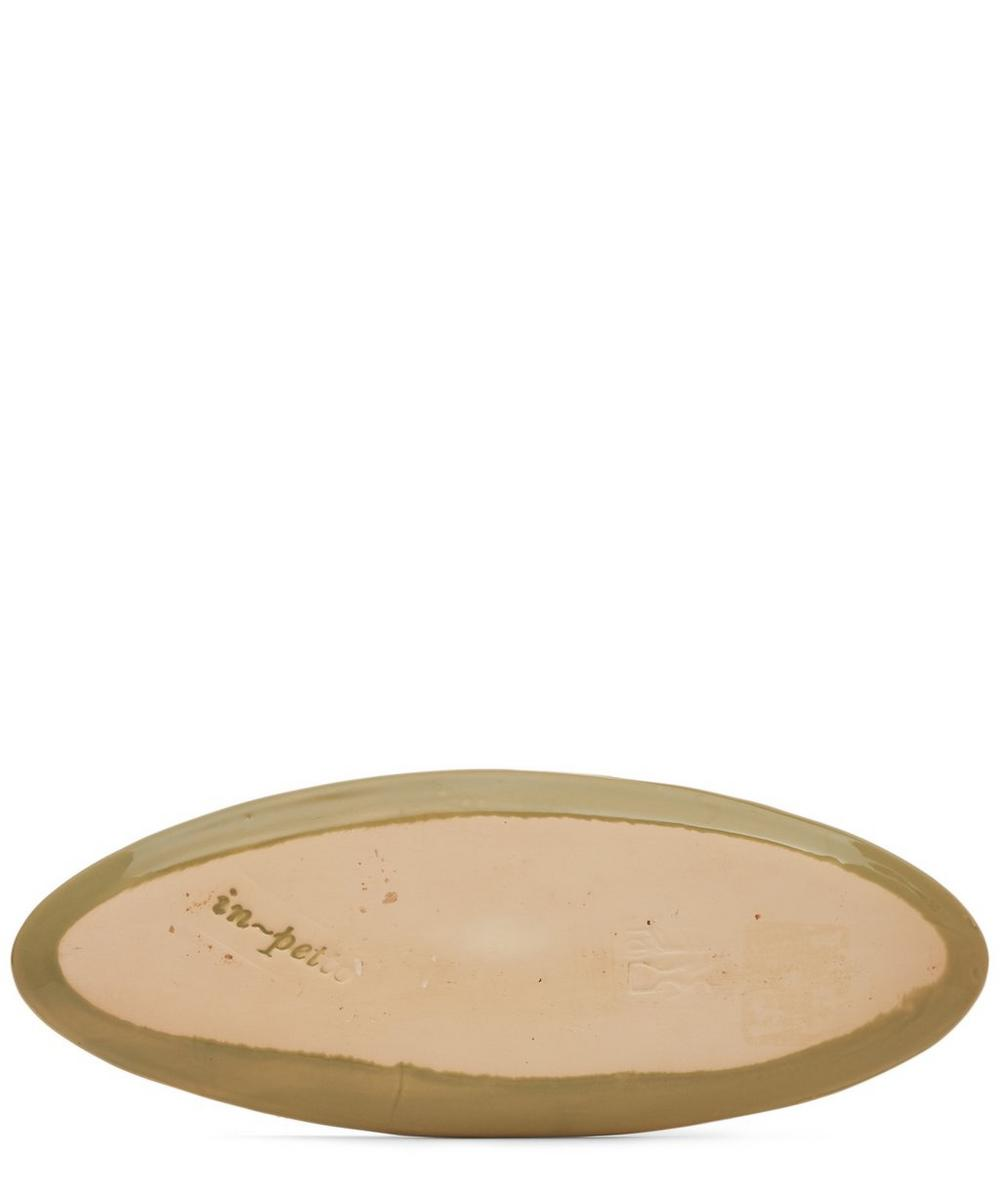 Glazed Ceramic Platter