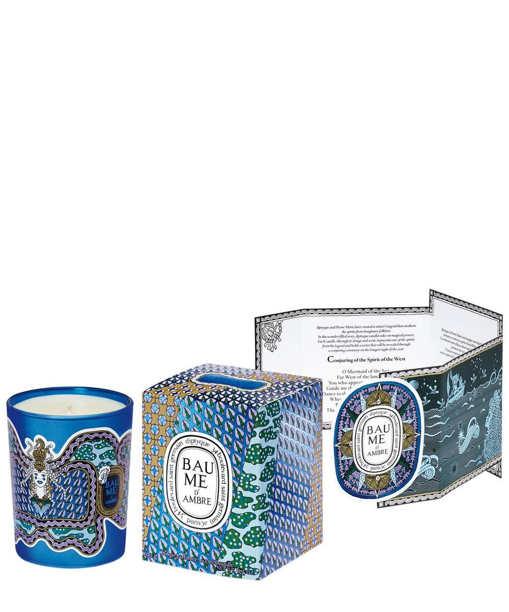 Ambra Stella Scented Candle 190g