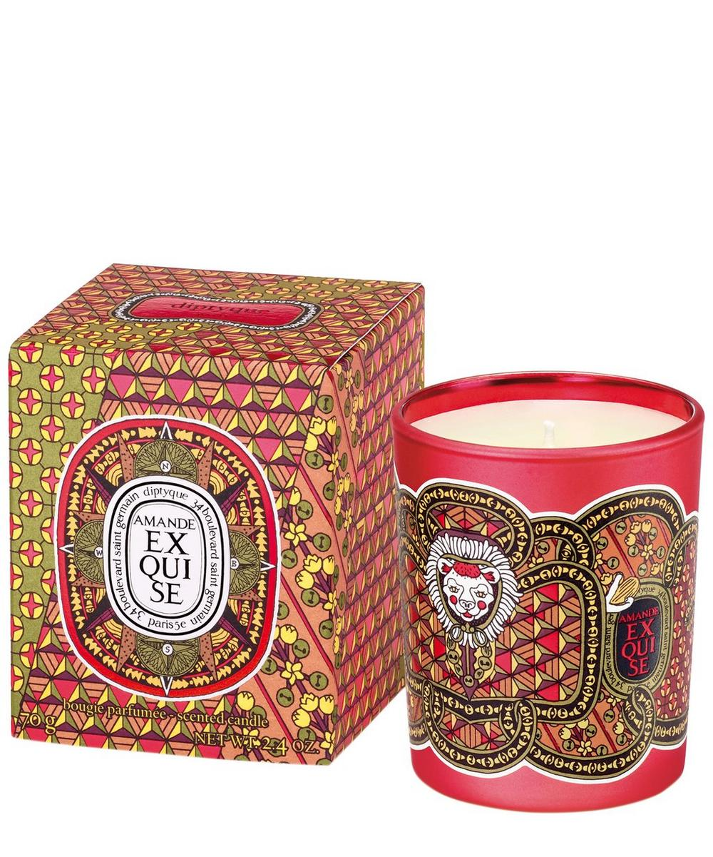 Amande Gourmande Scented Candle 70G
