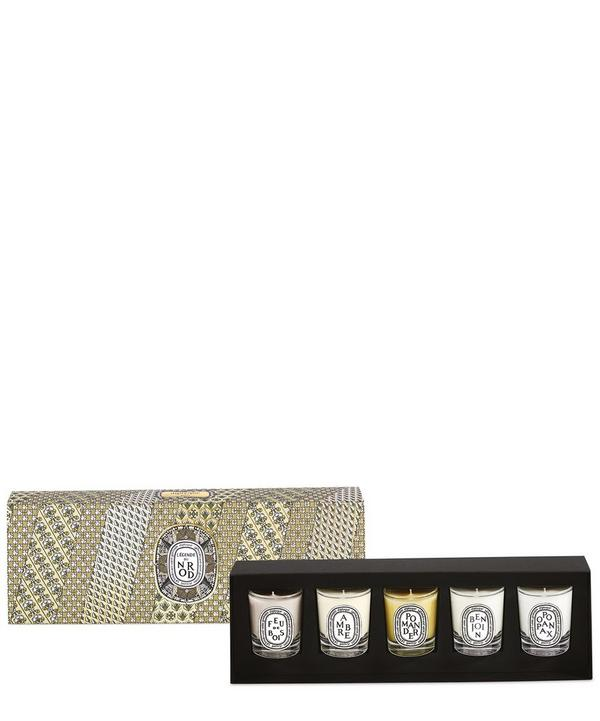 Scented Candle Gift Set 5 x 35g