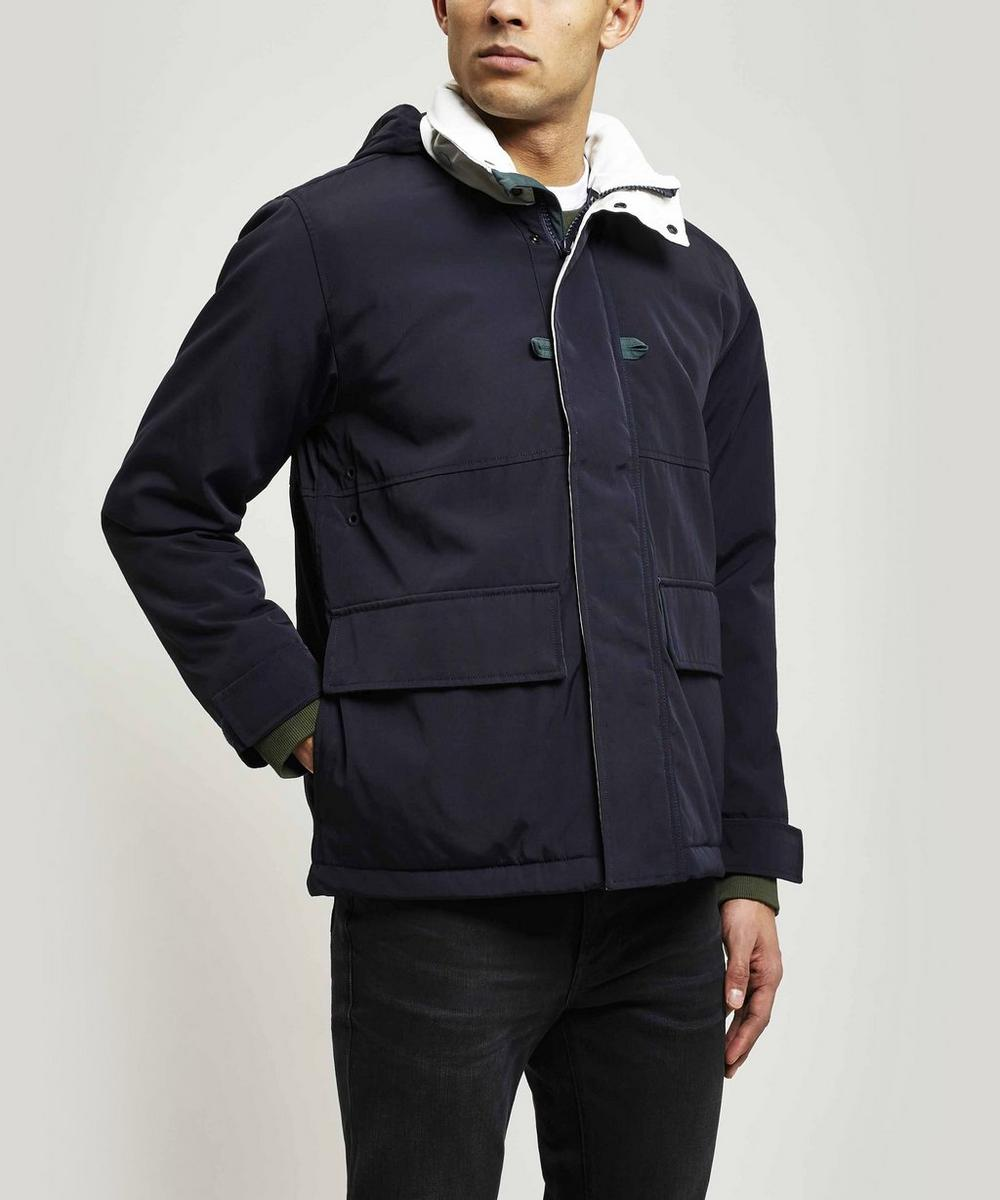 Ystad Nautical Tech Nylon Jacket