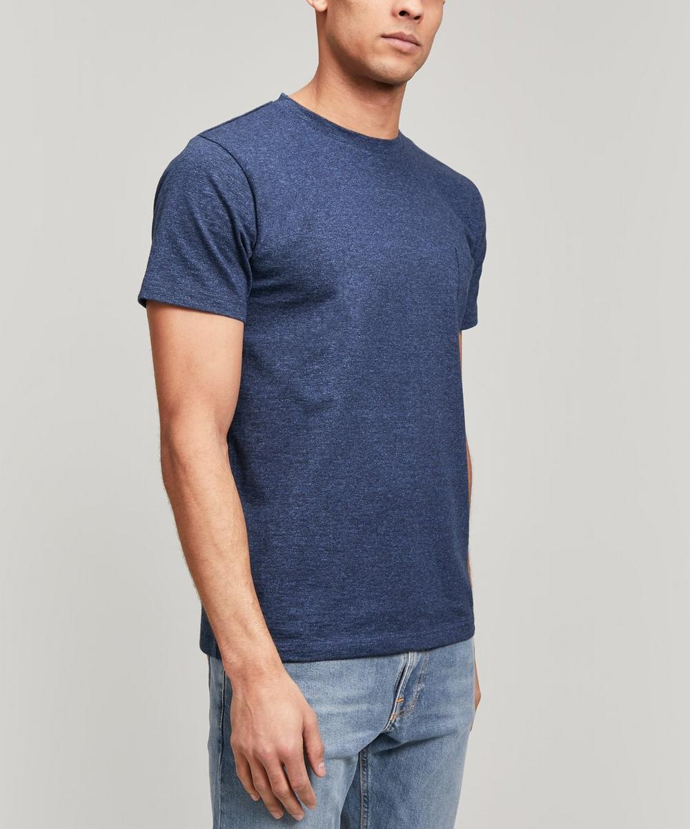 Norse Projects T-shirts NIELS SHORT SLEEVE COTTON T-SHIRT