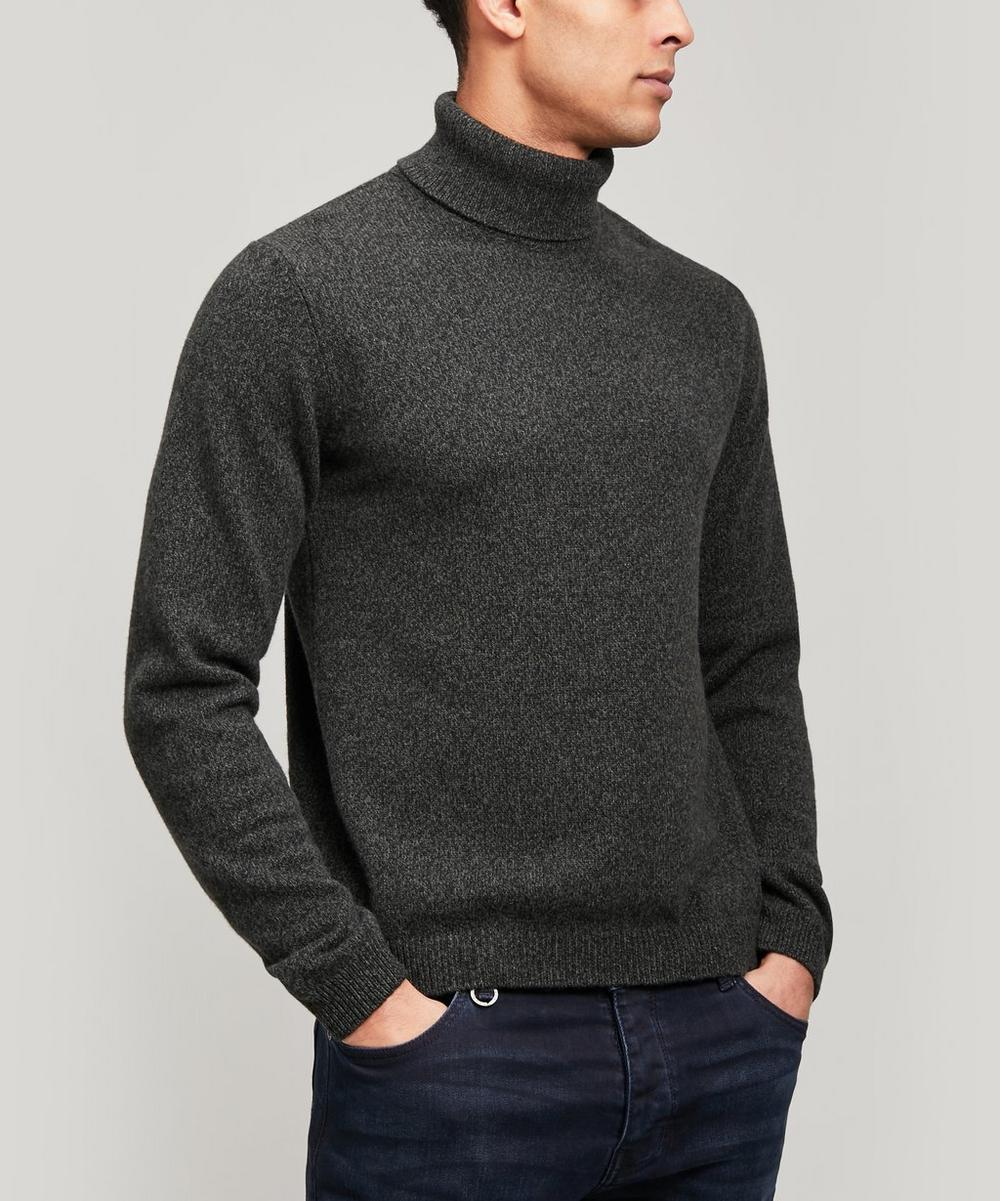 Norse Projects Tops SIGFRED LAMBSWOOL ROLL-NECK JUMPER