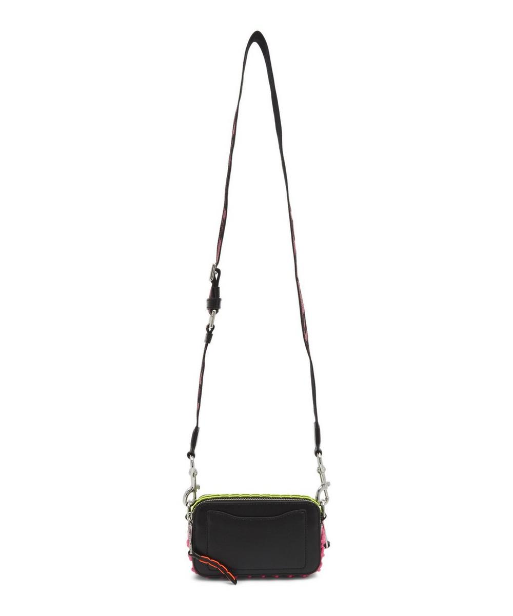 Whipstitch Snapshot Small Cross-Body Bag