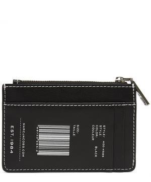 Tag Top Zip Multi Wallet