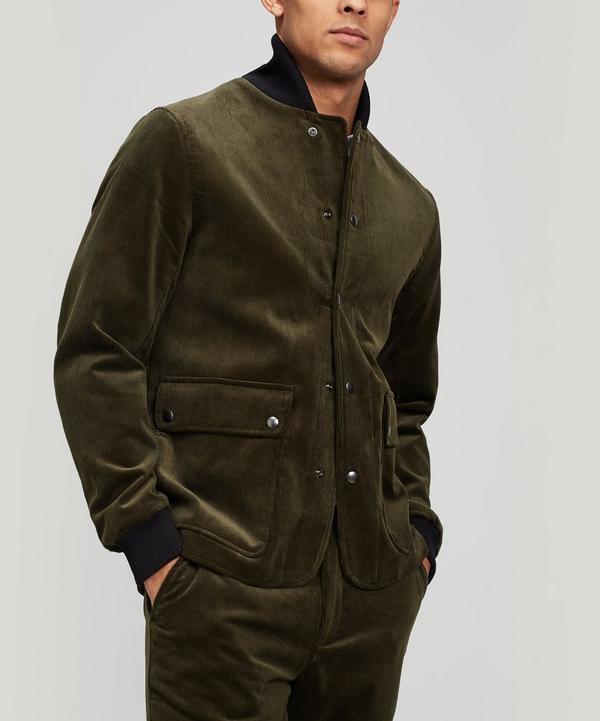 Berwick Corduroy Jacket