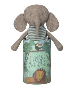 Jungle Friends Elephant Toy