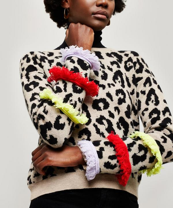 Sahara Leopard Print Cashmere Jumper