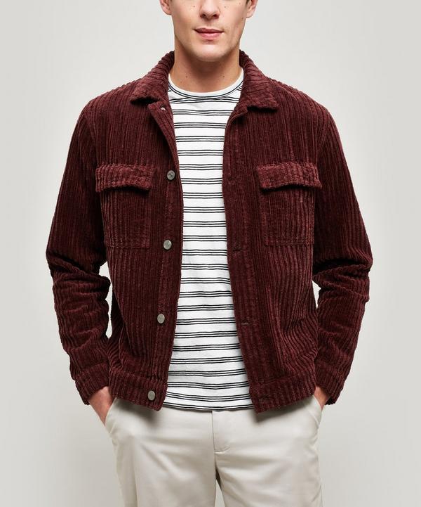 Vincenzo Jumbo Cord Jacket
