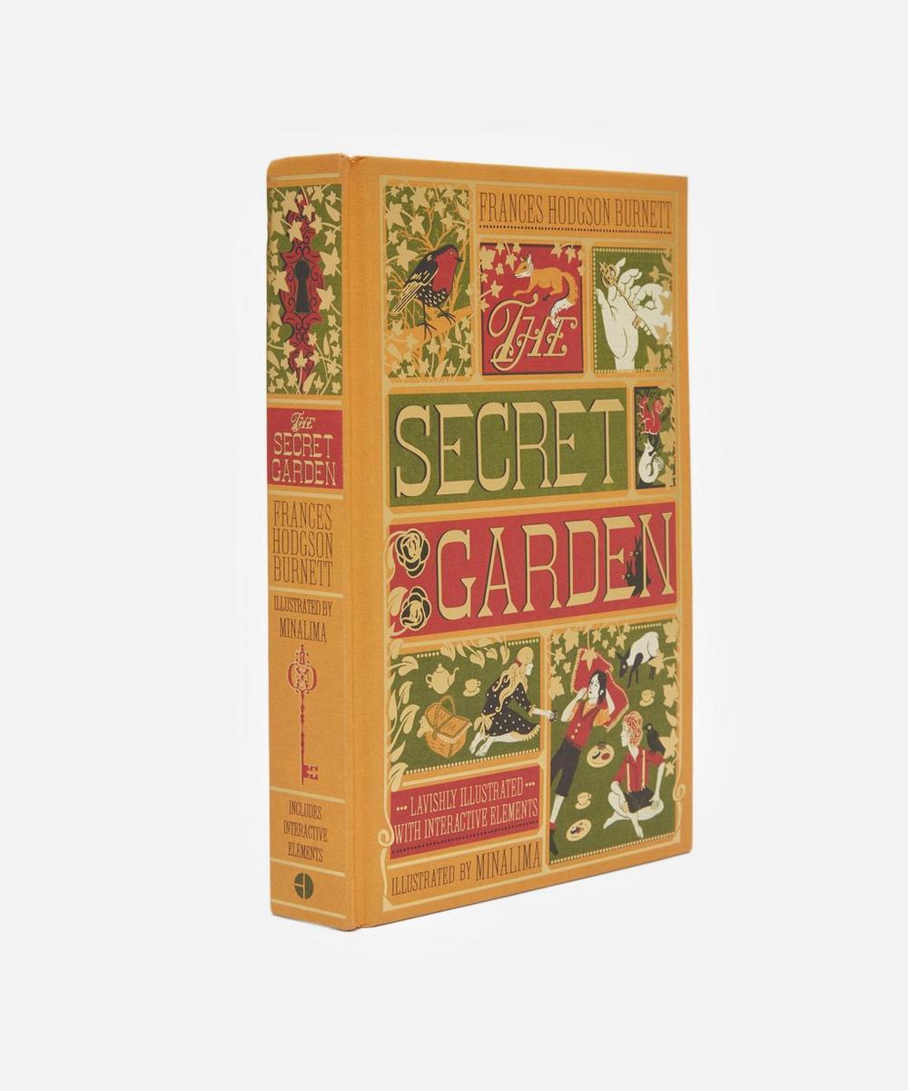 Illustrated The Secret Garden