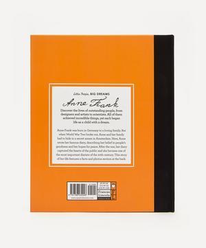 Little People Big Dreams Anne Frank Book