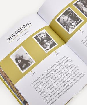 Little People Big Dreams Jane Goodall Book