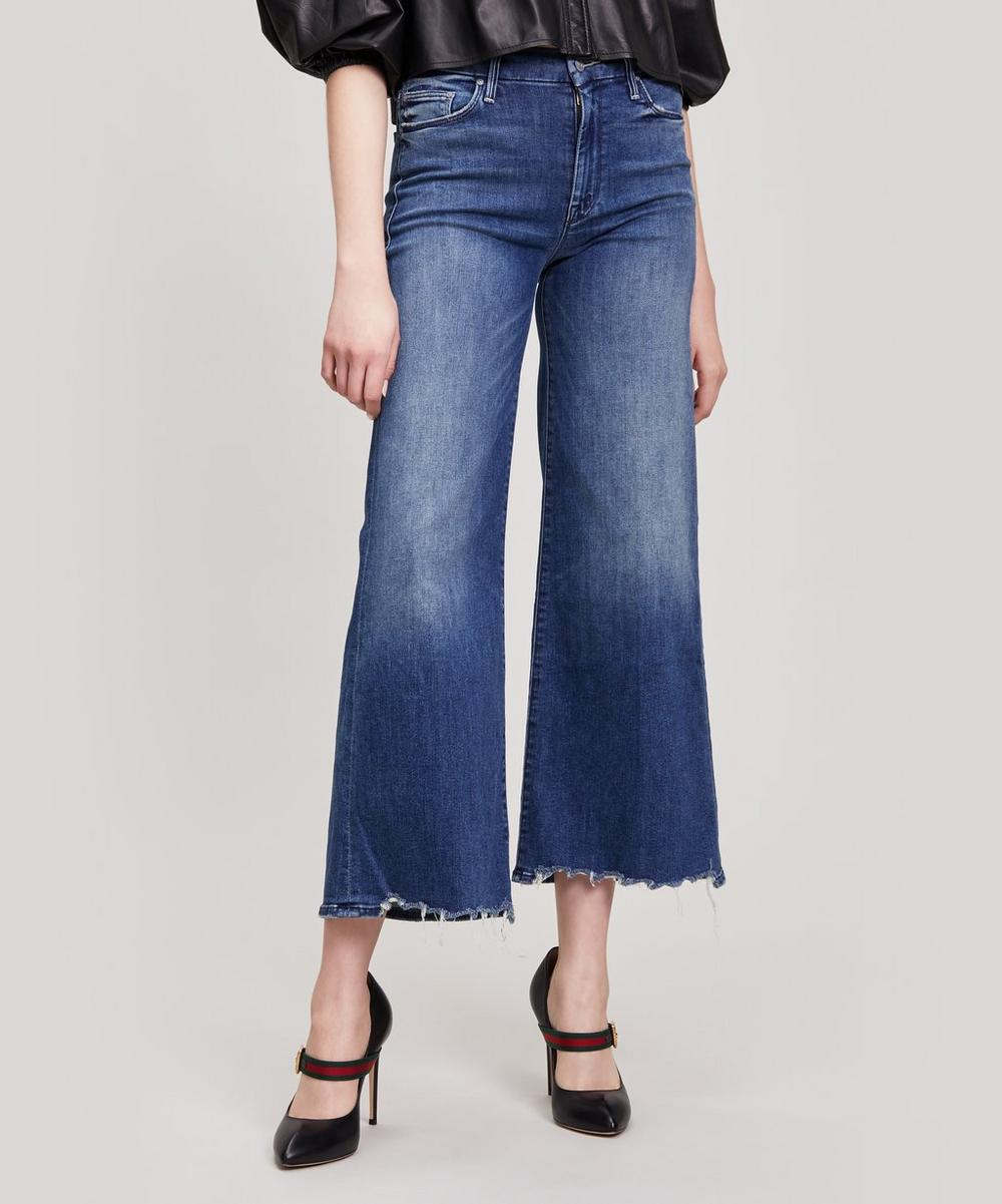 The Roller Ankle Chew Jeans
