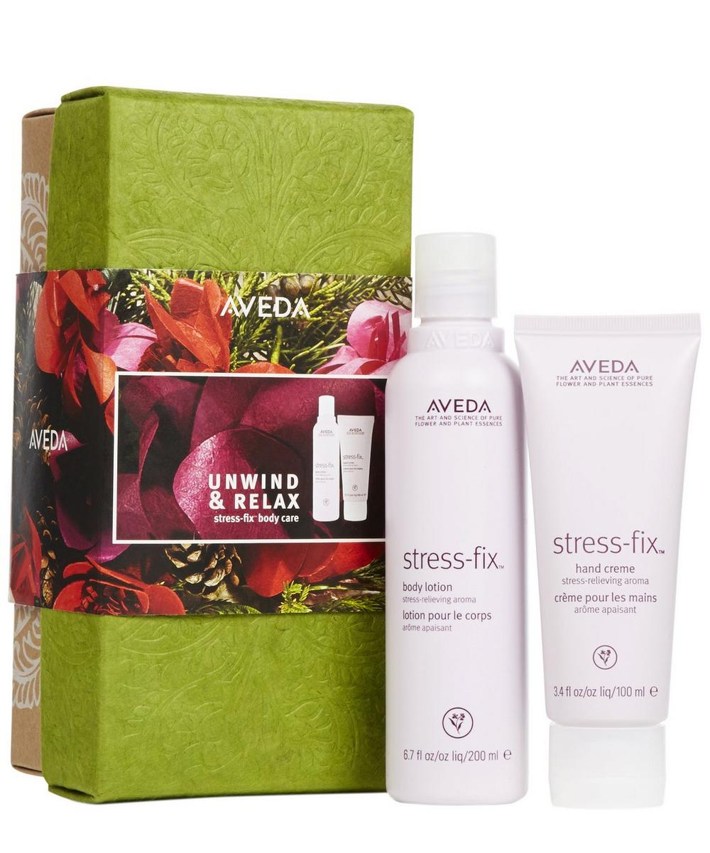 Wellness Limited Edition Stress-fix Body Gift Set