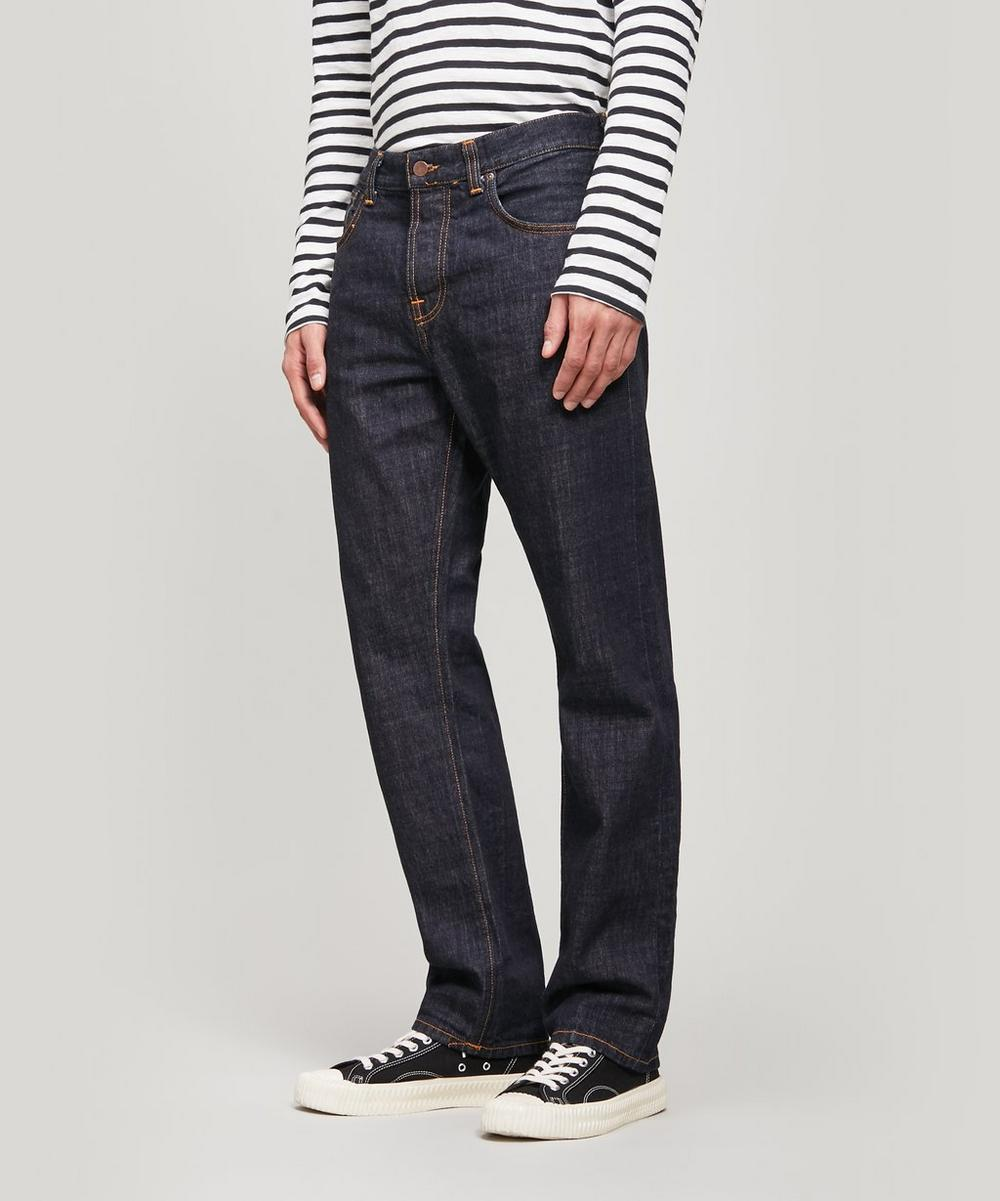 Nudie Jeans Jeans SLEEPY SIXTEEN RELAXED STRAIGHT JEANS