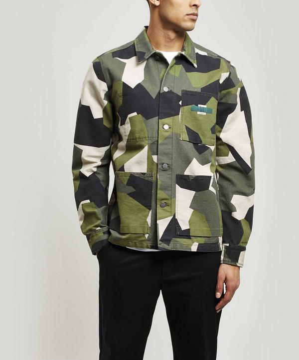 Paul Camouflage Jacket