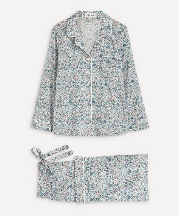 1957759a34 Imran Tana Lawn Cotton Long Pyjama Set ...