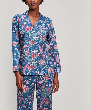 Elysian Paradise Tana Lawn Cotton Long Pyjama Set