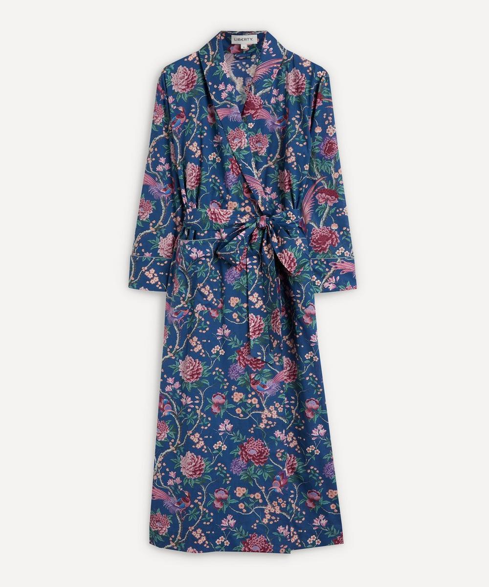 Liberty - Elysian Paradise Tana Lawn Cotton Long Robe