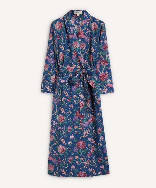cc535db19706 Elysian Paradise Tana Lawn Cotton Long Robe ...
