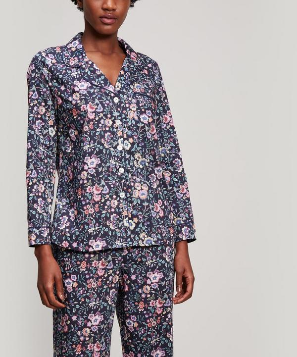 Delilah Tana Lawn Cotton Long Pyjama Set