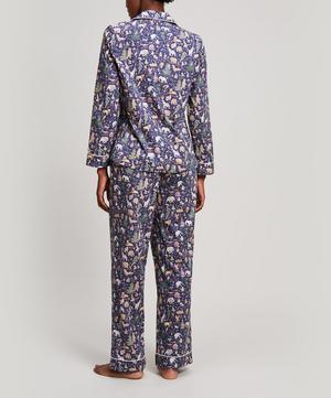 Liberty Christmas Tana Lawn Cotton Long Pyjama Set