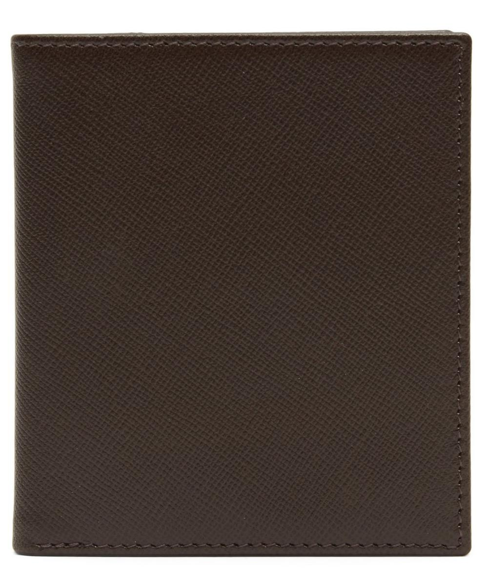CHRISTYS' HATS Paul Leather Wallet in Brown