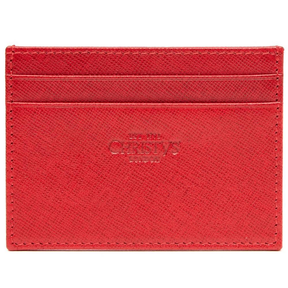 Jamie Leather Card Holder