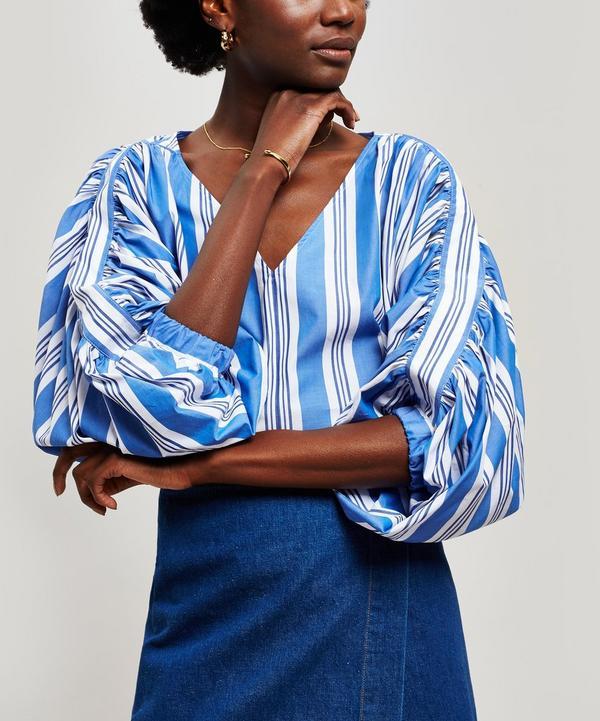 2a916915832 Stripe Cotton Shirt ...