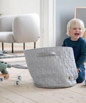 Crochet Dino Pull-Along Toy
