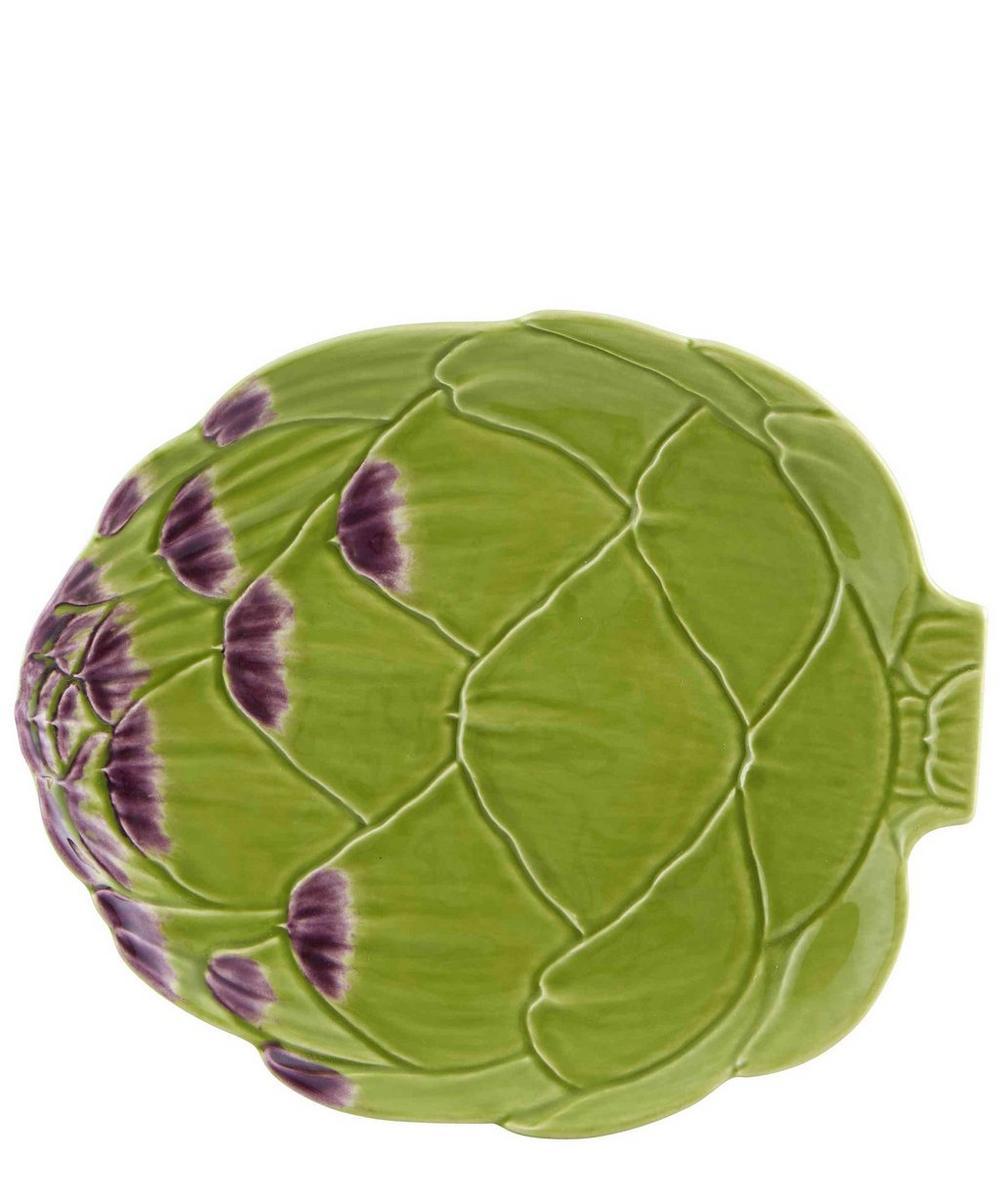 Artichoke Fruit Plate