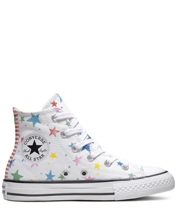 ccdeaa257232da Converse Chuck Taylor Star Hi Top Sneakers Size 27-32 ...