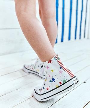 Converse Chuck Taylor Star Hi Top Sneakers Size 27-32