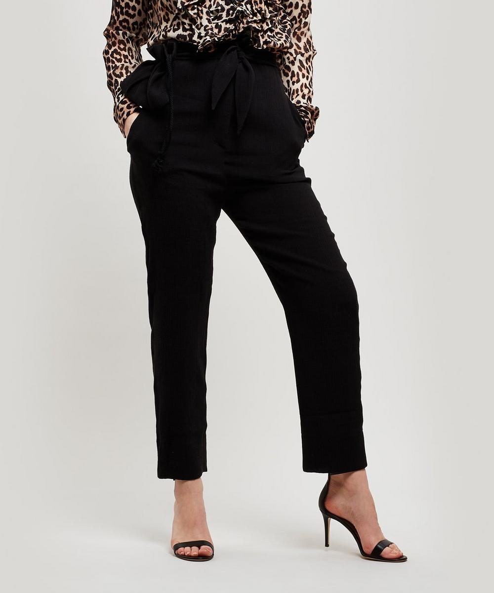 Kedu Paper Bag Waist Trousers